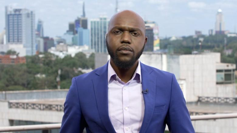 My grandmother's heart is failing, and mine is breaking – Larry Madowo