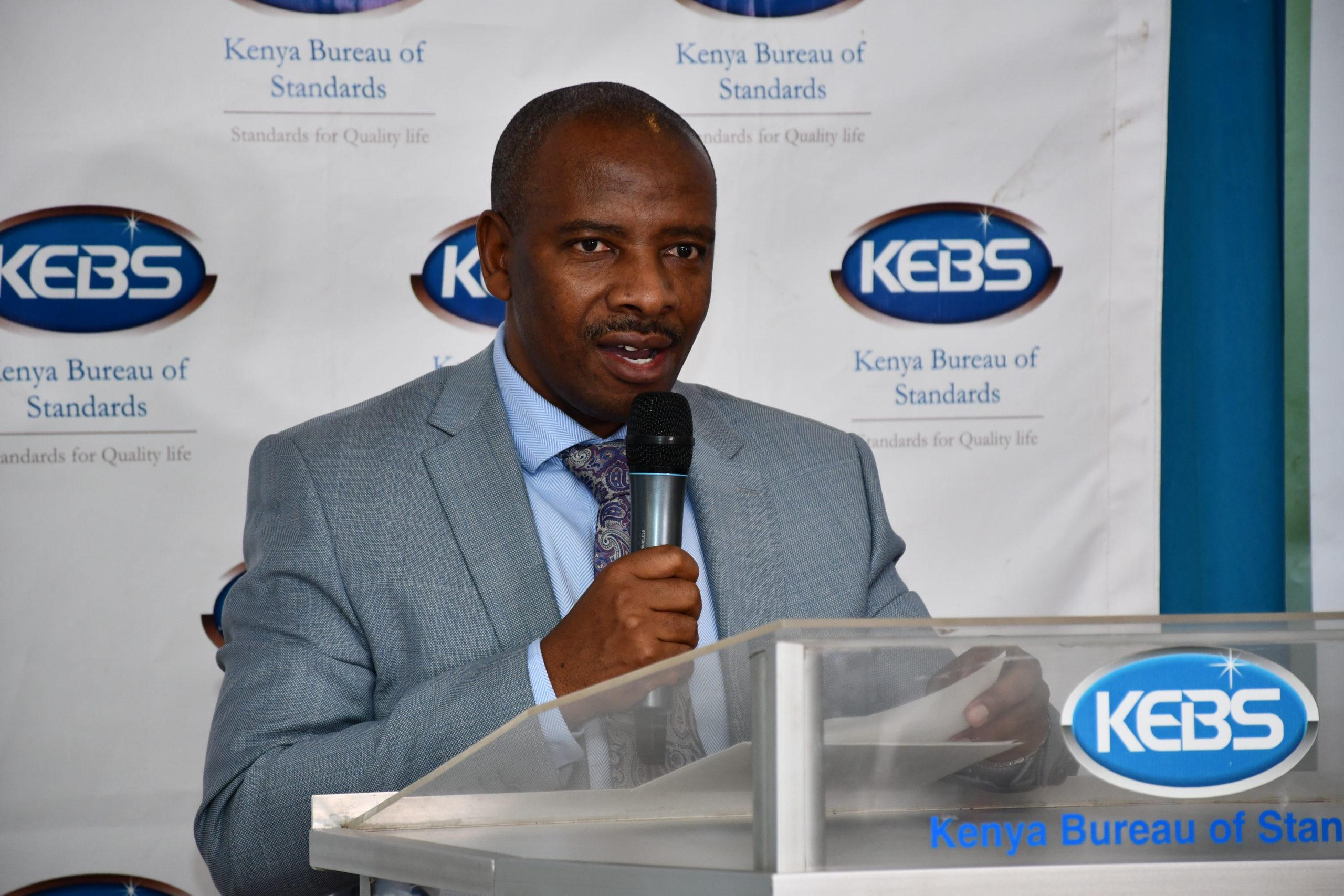Recruitment Process at KEBS followed due Process-MD