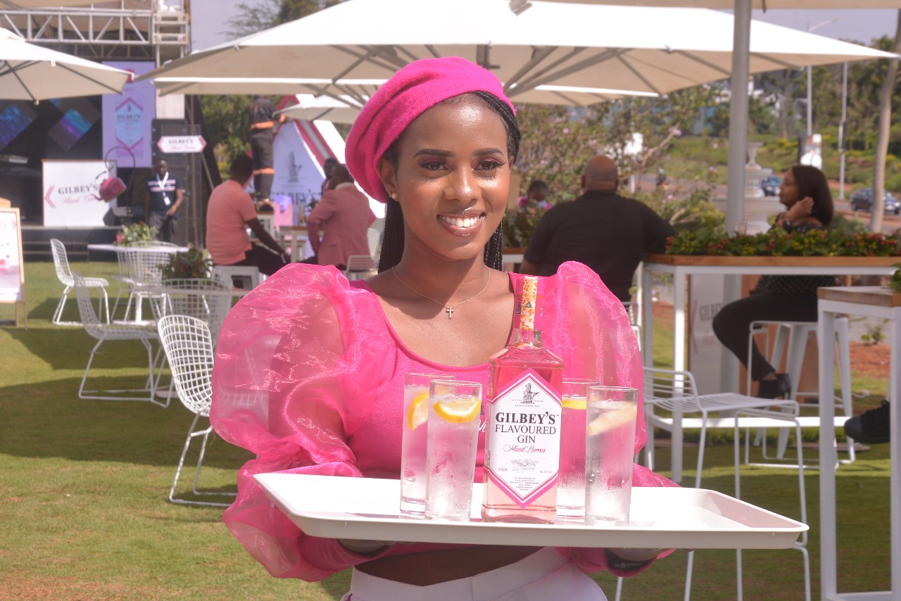 KBL Launches Gilbey's Mixed Berries Gin