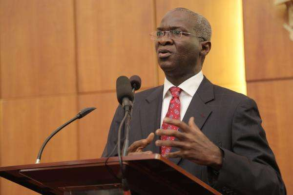 Infrastructure Maintenance Creates Lasting Jobs For Nigerian Youths, Says Fashola