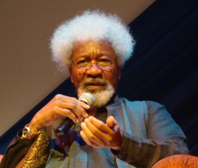 Report Of Soyinka Being Dead Is False - Son