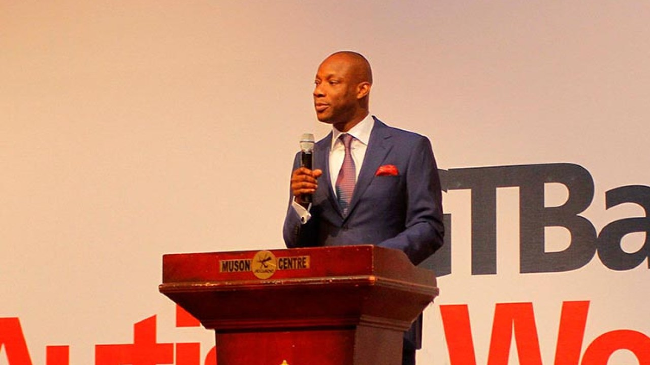 Image result for CHANGEMAKERS- Segun Agbaje 'Award-Winning CEO Building A Great African Institution Through Digital Transformation'