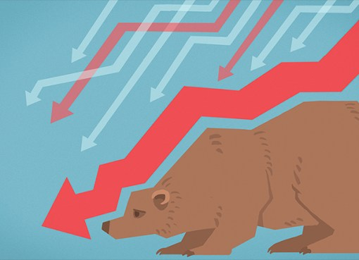 Bears Take Over Stock Market, As Investors Count Losses
