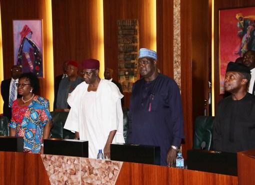 FEC approves Nigeria's 2017 budget