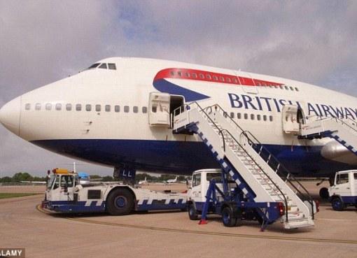 British Airways Cancels Flights