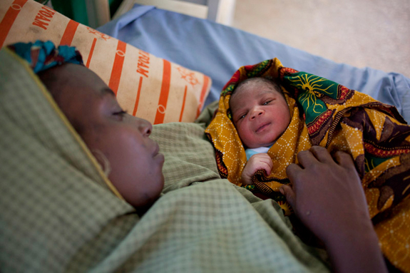 Five Million Nigerian Newborn Lack Essential Nutrients -9262