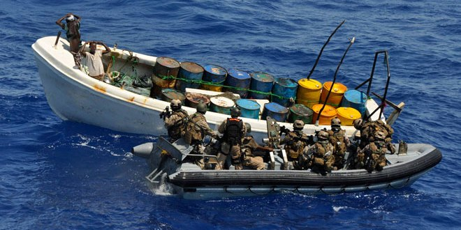 Africa unites to battle pirates and illegal fishing