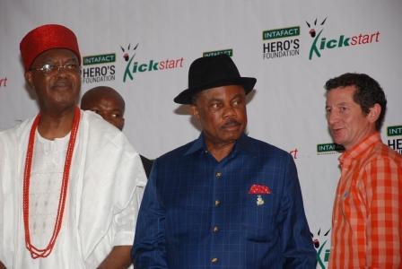 Intafact Hero's foundation