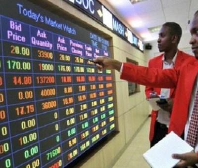 NSE Weeps as ASI Drops, Airtel Africa Rakes in Profit