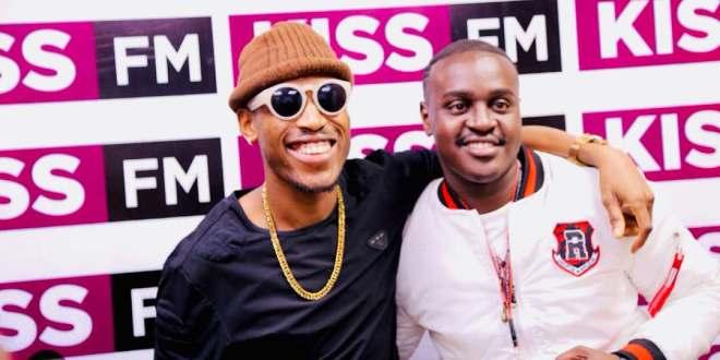 Mr 2kay Nairobi media tour