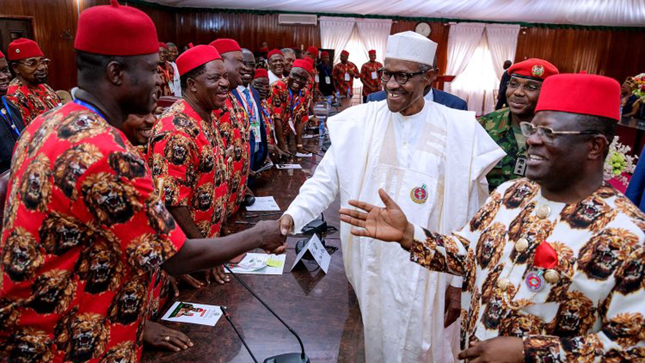 Image result for Igbo leaders seek new constitution before 2019 elections