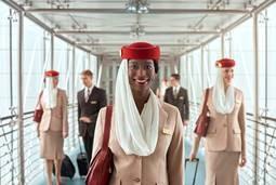 Selected Emirates Female Employees