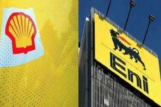 Royal Dutch Shell and Eni