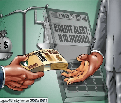 Nigerian Public Officials Collected N675 billion Cash Bribes in 2019