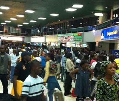 Airlines Record Increase in Outbound Traffic
