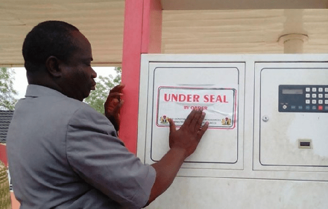 DPR Seals off four LPG Plants