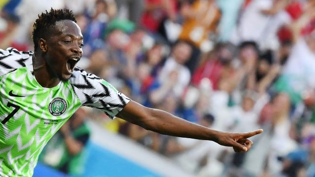 Profile Of Ahmed Musa, Hero Of Nigeria-Iceland Match | BizWatchNigeria.Ng
