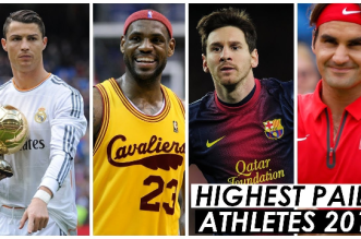 Richest Athletes