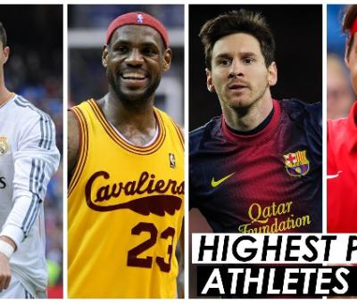 Richest Athletes