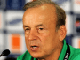 Gernot Rohr Threatens to Resign as Super Eagles Coach