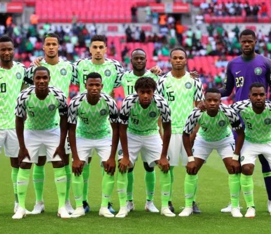 World Cup 2018 Kit Ranking Nigeria Beats Them All Hands Down