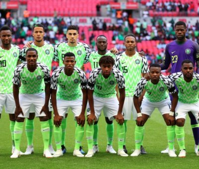 Super Eagles Now 35th on FIFA Ranking