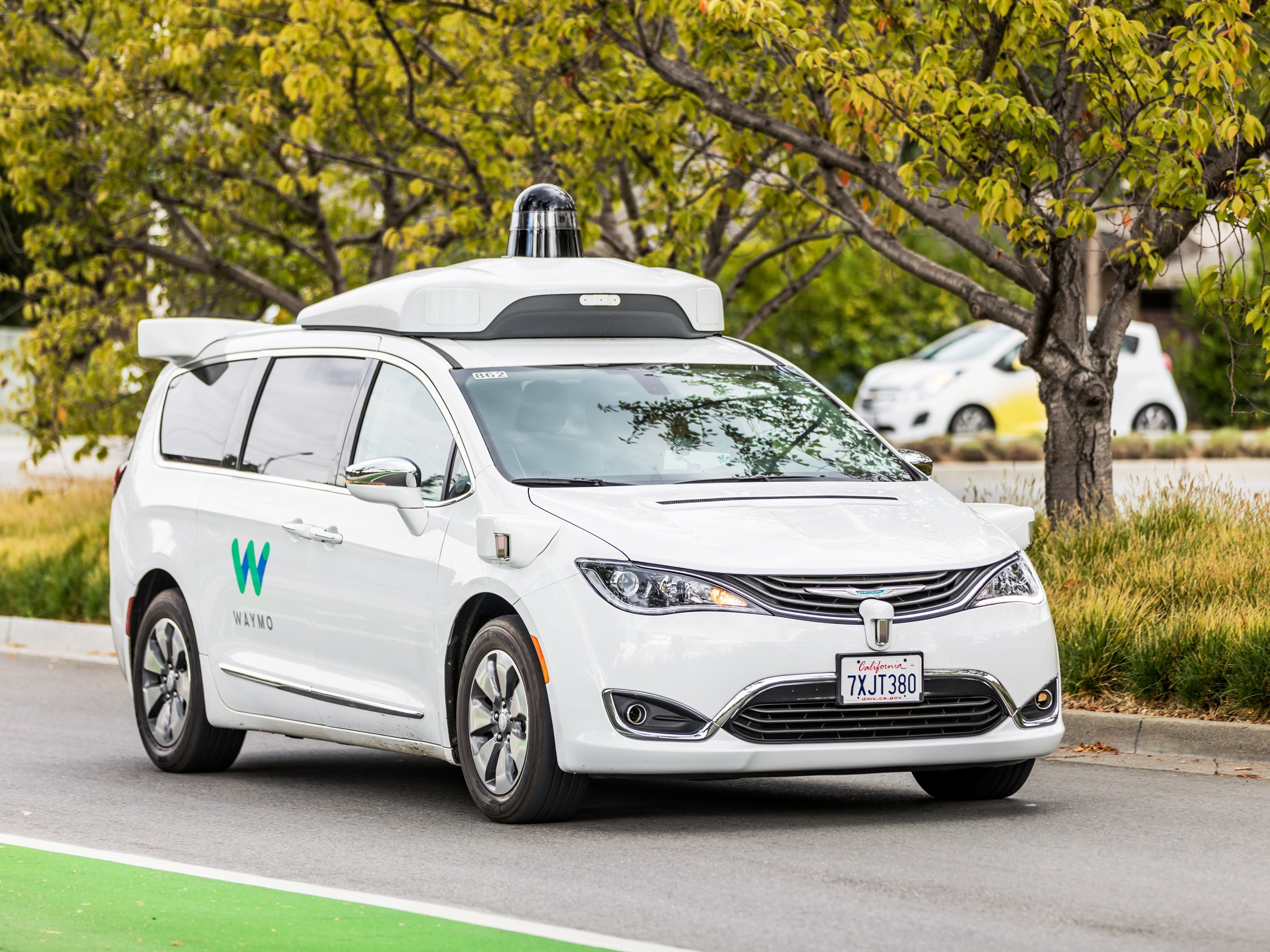 Waymo Mulls Launch of Robo-taxi Service to Europe