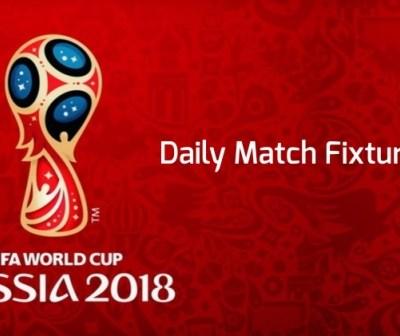 Match Fixtures