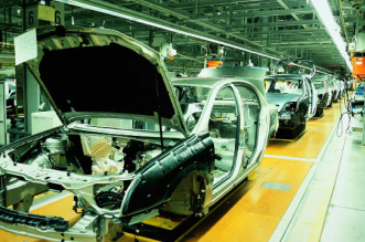 vehicle assembly plant