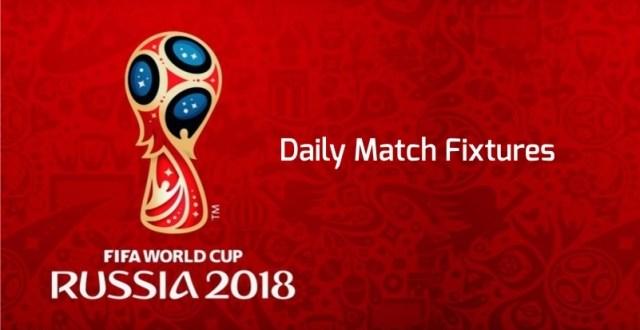 Match Fixture