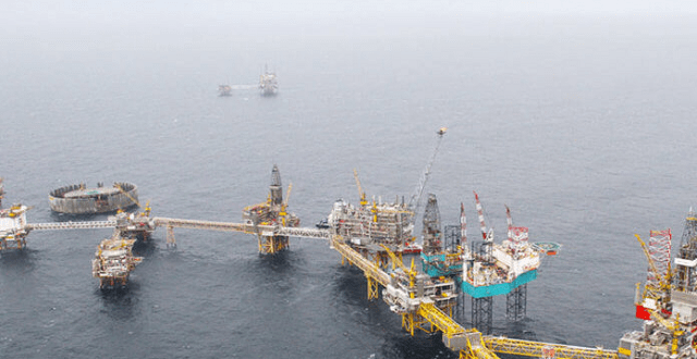 Egina Crude in High Demand