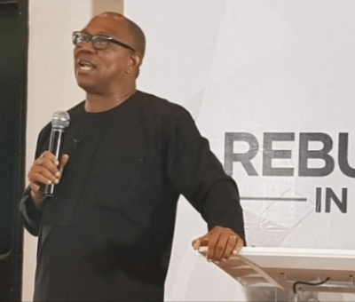 Nigeria Not Supporting SMEs - Peter Obi