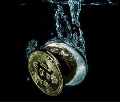 Bitcoin Prices Crashes By 8.4 Percent After Hitting Record High