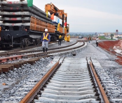 Over 1,000 Contractors Compete For Nigeria Railway Projects