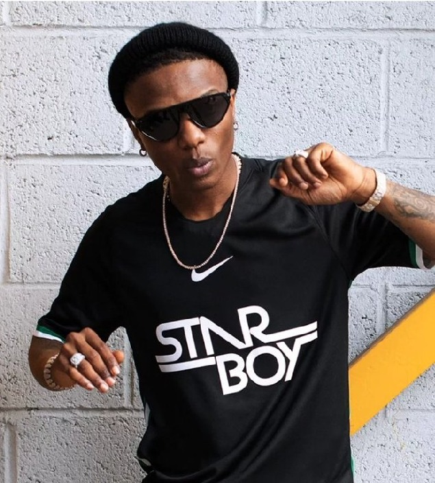 e13106e84d6 Wizkid s Nike Jersey Sold-out in Minutes after Launch ...