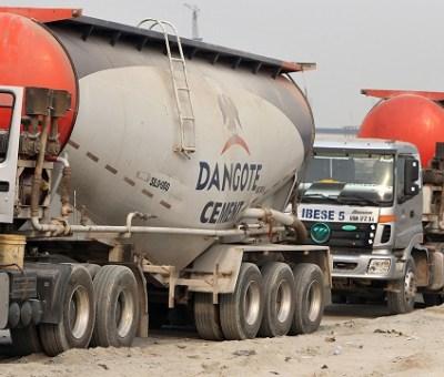 Dangote cement