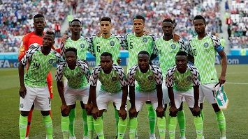 Super Eagles to Play Ukraine