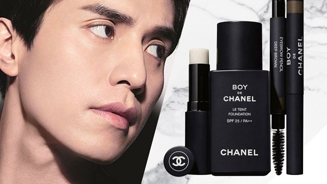 7d6d194bff Chanel Courts Men with Makeup Product | BizWatchNigeria.Ng