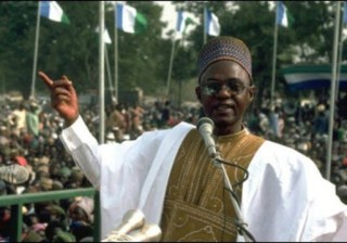 Shagari's Home Disconnected By Power Company Over ₦6 million Debt