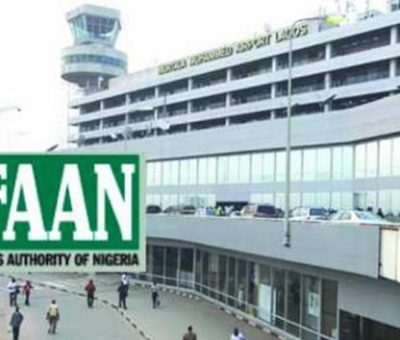 FAAN Directs Drivers To Pick Arriving Passengers At Designated Car Parks