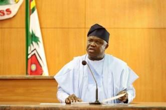 Ambode Presents 2019 Budget