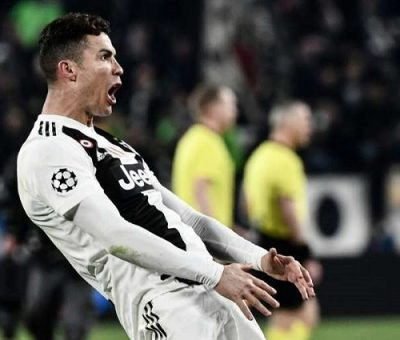 Ronaldo Recovers from COVID-19