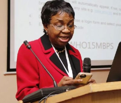 COVID-19 Vaccines Must Be Approved By NAFDAC - Adeyeye