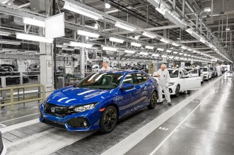 UK Car Plant
