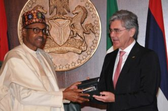 Nigerian roadmap Agreement f