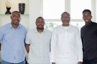 Femi Otedola Fulfills Promise of $25,000 per Goal Reward