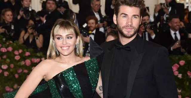 Liam Hemsworth Miley Cyrus's 7 month old Marriage Crashes