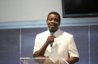 Pastor Enoch Adeboye Announces the Kidnapping
