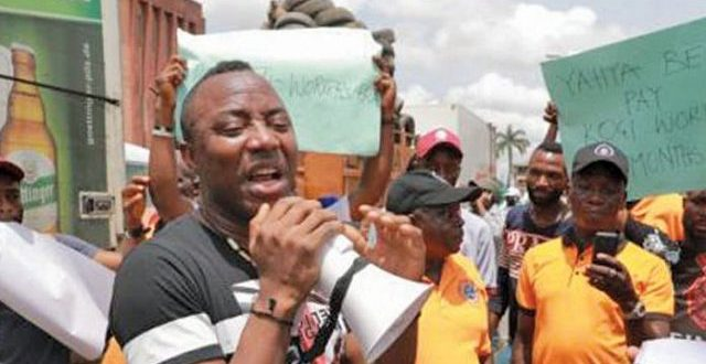 The Travails of Omoyele Sowore