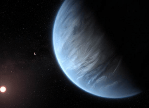 Life-supporting Planet